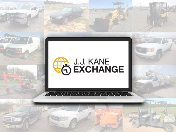 J.J. Kane Exchange Timed Online Auctions and Buy Now